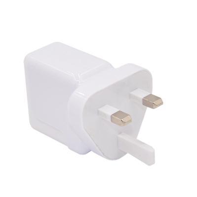 英规充电器  单USB  2.1A   符合安卓标准 苹果充电协议标准